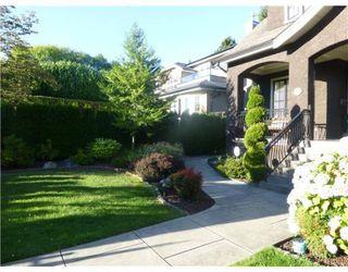 Photo 2: 5388 TRAFALGAR STREET in Kerrisdale: Home for sale : MLS®# V1115555