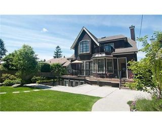 Photo 14: 5388 TRAFALGAR STREET in Kerrisdale: Home for sale : MLS®# V1115555