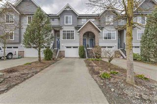 """Photo 1: 3 5965 JINKERSON Road in Sardis: Promontory Townhouse for sale in """"Eagle View Ridge"""" : MLS®# R2253864"""