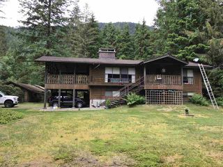 Main Photo: 12807 STAVE LAKE Road in Mission: Durieu House for sale : MLS®# R2275106