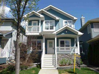 Main Photo: 9911 89 Street in Edmonton: Zone 13 House for sale : MLS®# E4117204