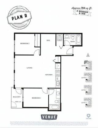 """Photo 9: 317 13768 108 Avenue in Surrey: Whalley Condo for sale in """"VENUE"""" (North Surrey)  : MLS®# R2305302"""