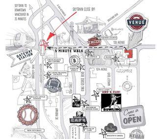 """Photo 6: 317 13768 108 Avenue in Surrey: Whalley Condo for sale in """"VENUE"""" (North Surrey)  : MLS®# R2305302"""