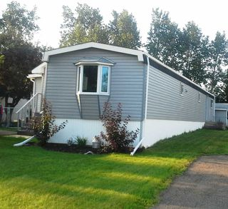 Photo 2: 15 Keyhole Crescent in Edmonton: Zone 42 Mobile for sale : MLS®# E4137289