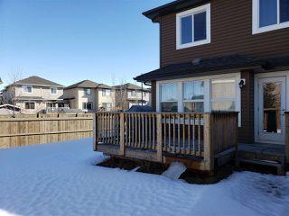 Photo 23: 3004 HARVEY Crescent in Edmonton: Zone 58 House Half Duplex for sale : MLS®# E4148670