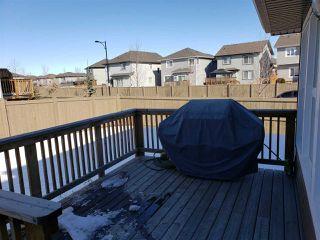 Photo 22: 3004 HARVEY Crescent in Edmonton: Zone 58 House Half Duplex for sale : MLS®# E4148670