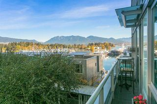 "Main Photo: 407 499 BROUGHTON Street in Vancouver: Coal Harbour Condo for sale in ""Denia"" (Vancouver West)  : MLS®# R2356575"
