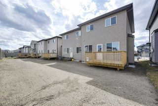 Photo 29: 8544 CUSHING Place in Edmonton: Zone 55 House Half Duplex for sale : MLS®# E4151840