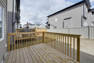 Photo 28: 8544 CUSHING Place in Edmonton: Zone 55 House Half Duplex for sale : MLS®# E4151840