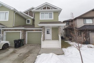 Photo 1: 26 AUREA Bay: Spruce Grove House Half Duplex for sale : MLS®# E4154314