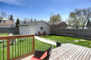 Photo 19: 250 Montgomery Avenue in Winnipeg: Riverview Single Family Detached for sale (1A)  : MLS®# 1913218