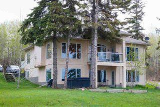 Main Photo: 195 Lakeshore Drive: Rural Lac Ste. Anne County House for sale : MLS®# E4158193