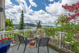 "Main Photo: 201 3600 WINDCREST Drive in North Vancouver: Roche Point Townhouse for sale in ""Windsong At Raven Woods"" : MLS®# R2377804"