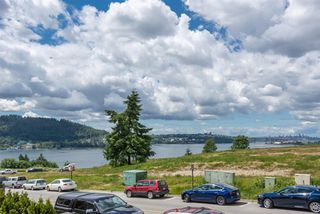 "Photo 2: 201 3600 WINDCREST Drive in North Vancouver: Roche Point Townhouse for sale in ""Windsong At Raven Woods"" : MLS®# R2377804"