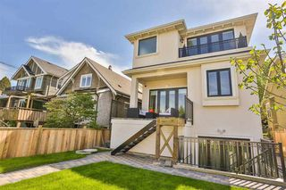 Photo 18: 3951 18TH AVENUE in Vancouver West: Dunbar Home for sale ()  : MLS®# R2058701