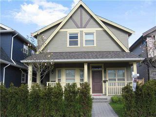 Main Photo: 5418 MAIN Street in Vancouver: Main House 1/2 Duplex for sale (Vancouver East)  : MLS®# R2378808