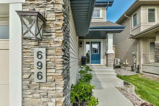 Main Photo: 696 ADAMS Wynd in Edmonton: Zone 56 House for sale : MLS®# E4162061
