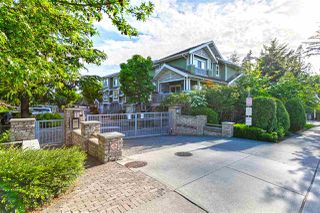 """Main Photo: 115 15168 36 Avenue in Surrey: Morgan Creek Townhouse for sale in """"Solay"""" (South Surrey White Rock)  : MLS®# R2381294"""