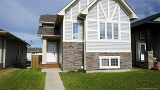 Main Photo: 141 Valley Crescent in Blackfalds: BS Valley Ridge Residential for sale : MLS®# CA0170917
