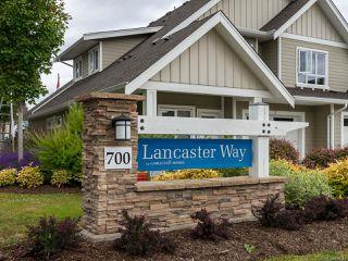 Photo 1: 38 700 LANCASTER Way in COMOX: CV Comox (Town of) Row/Townhouse for sale (Comox Valley)  : MLS®# 819041