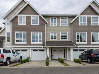 Photo 2: 38 700 LANCASTER Way in COMOX: CV Comox (Town of) Row/Townhouse for sale (Comox Valley)  : MLS®# 819041