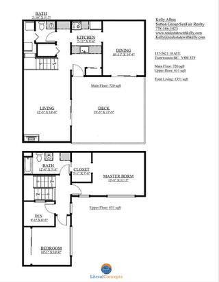 "Photo 18: 137 5421 10 Avenue in Delta: Tsawwassen Central Townhouse for sale in ""SUNDIAL"" (Tsawwassen)  : MLS®# R2388278"