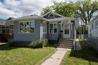 Photo 1: 1123 Dominion Street in Winnipeg: Sargent Park Residential for sale (5C)  : MLS®# 1924251