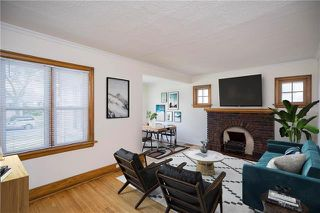 Photo 2: 1123 Dominion Street in Winnipeg: Sargent Park Residential for sale (5C)  : MLS®# 1924251