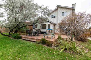 Photo 33: 22 DEACON Place: Sherwood Park House for sale : MLS®# E4177740