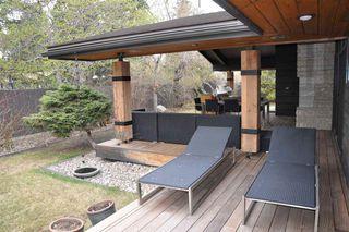 Photo 39: 9716 RIVERSIDE Drive in Edmonton: Zone 10 House for sale : MLS®# E4196398