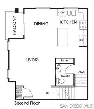 Photo 15: EAST ESCONDIDO Townhome for sale : 2 bedrooms : 317 Antoni Gln #1302 in Escondido