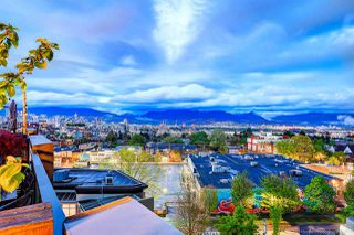 Photo 3: 607 233 KINGSWAY Street in Vancouver: Mount Pleasant VE Condo for sale (Vancouver East)  : MLS®# R2472801