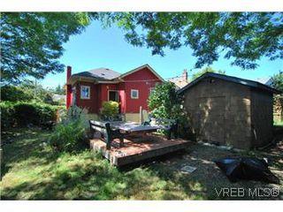 Photo 4: 2953 Shakespeare Street in VICTORIA: Vi Oaklands Single Family Detached for sale (Victoria)  : MLS®# 298919