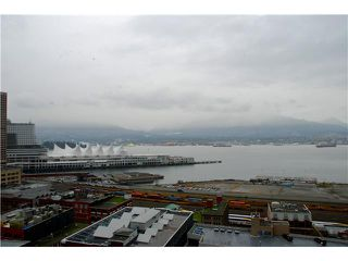 Photo 7: 2110 128 W CORDOVA Street in Vancouver: Downtown VW Condo for sale (Vancouver West)  : MLS®# V924477