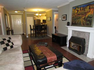 "Photo 7: #206 33688 KING RD in ABBOTSFORD: Poplar Condo for rent in ""COLLEGE PARK PLACE"" (Abbotsford)"