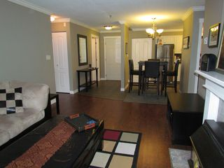 "Photo 6: #206 33688 KING RD in ABBOTSFORD: Poplar Condo for rent in ""COLLEGE PARK PLACE"" (Abbotsford)"
