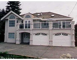 Photo 1: 909 GRANT ST in Coquitlam: Coquitlam West House for sale : MLS®# V592895