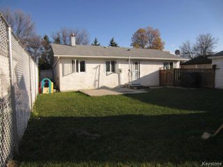 Photo 18: 42 Mariner Crescent in WINNIPEG: Maples / Tyndall Park Residential for sale (North West Winnipeg)  : MLS®# 1322699