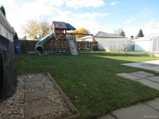 Photo 19: 42 Mariner Crescent in WINNIPEG: Maples / Tyndall Park Residential for sale (North West Winnipeg)  : MLS®# 1322699