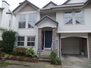 "Photo 1: 15 8716 WALNUT GROVE Drive in Langley: Walnut Grove Townhouse for sale in ""Willow Arbour"" : MLS®# F1324550"