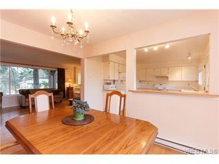 Photo 5: 4169 BRACKEN Ave in VICTORIA: SE Lake Hill Single Family Detached for sale (Saanich East)  : MLS®# 662171
