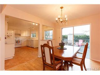 Photo 4: 4169 BRACKEN Ave in VICTORIA: SE Lake Hill Single Family Detached for sale (Saanich East)  : MLS®# 662171