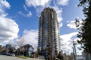 "Photo 1: 1203 4132 HALIFAX Street in Burnaby: Brentwood Park Condo for sale in ""MARQUIS GRANDE"" (Burnaby North)  : MLS®# V1048050"