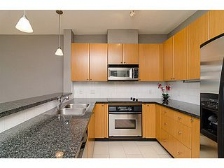 """Photo 3: 1203 4132 HALIFAX Street in Burnaby: Brentwood Park Condo for sale in """"MARQUIS GRANDE"""" (Burnaby North)  : MLS®# V1048050"""