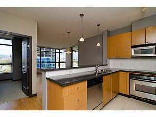 """Photo 2: 1203 4132 HALIFAX Street in Burnaby: Brentwood Park Condo for sale in """"MARQUIS GRANDE"""" (Burnaby North)  : MLS®# V1048050"""