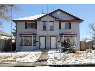 Photo 2: 8032 24 Street SE in CALGARY: Ogden_Lynnwd_Millcan Residential Attached for sale (Calgary)  : MLS®# C3605043
