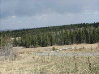Photo 4: HWY # 1 TO HWY # 68 SOUTH in CALGARY: Rural Bighorn M.D. Rural Land for sale : MLS®# C3615920