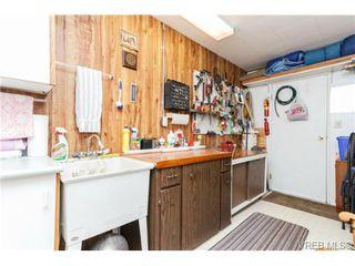 Photo 17: 123 7701 Central Saanich Rd in SAANICHTON: CS Saanichton Manufactured Home for sale (Central Saanich)  : MLS®# 687804