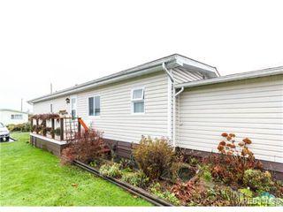 Photo 20: 123 7701 Central Saanich Rd in SAANICHTON: CS Saanichton Manufactured Home for sale (Central Saanich)  : MLS®# 687804