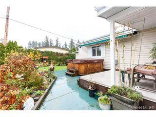 Photo 18: 123 7701 Central Saanich Rd in SAANICHTON: CS Saanichton Manufactured Home for sale (Central Saanich)  : MLS®# 687804